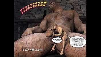 Gay charlte Jack and the beanstalk gay comic version by 3d gay world