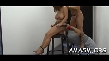Interracial dilettante facesitting sex scenes on home webcam