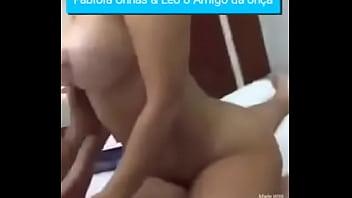 Fabiola flagrada traindo o marido em motel MG video