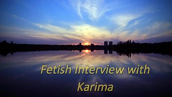 Fetish Interview with Karima (ItalFetish)