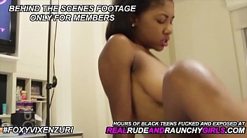Big Tits Ebony Teen Fucked And Exposed First Time Video