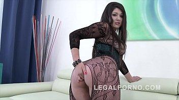 Butt sluts 3 dvd Big butt slut katlein ria douple penetrated fucked by 3 big fat dicks