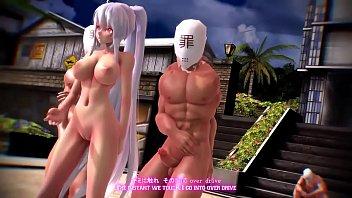 Koshitantan Sex Dance [R-18 MMD]