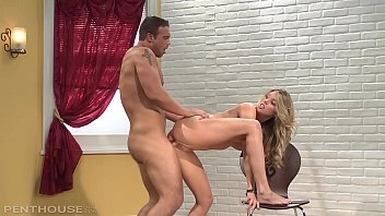 Samantha style porn style Ultra foxy penthouse pet samantha saint is your slutty real estate agent
