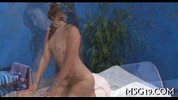 Breast massages 5 min