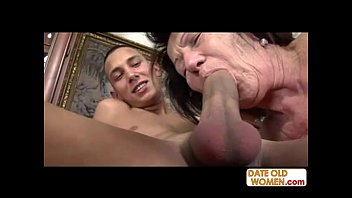 Old ebony grandmothers in porn Cum on my grandmoms face