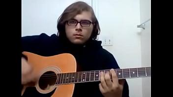 Man makes chords scream in pleasure