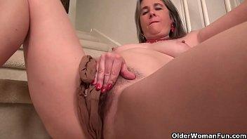 An older woman means fun part 3