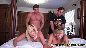 Taboo Swingers Orgies at Ms Paris's House