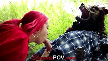 Blow me POV - Cute Cosplay Teens Blowing Cocks