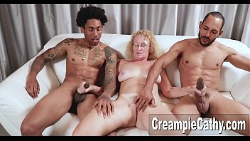 Young wife black cock Massive bbc creampie for milf