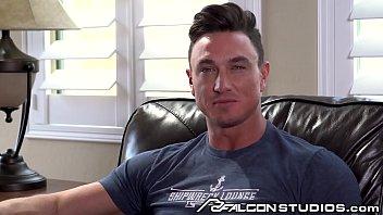 Cade Maddox & Josh Moore Double-Team Twink On Gay Reality Show - FalconStudios