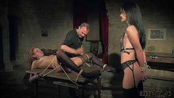 Kinky sex game and bondage sex for two slaves ready to please you صورة