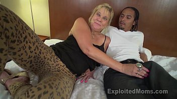Mature women go black Granny gets pussy pounded with big black cock until shes sore