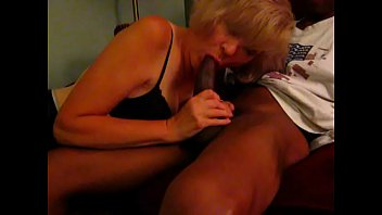 Mature Blonde professing her love for Blaco cock