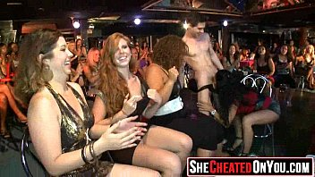 11 Hot sluts caught fucking at club 165 Thumb