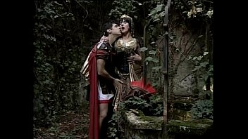 Ancient centurion fucking a courtesan in the