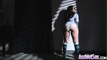 (Remy LaCroix) Superb Girl With Big Round Butt Love Deep Anal Sex clip-29