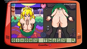 Adult toon games for free Princess peach hot fuck