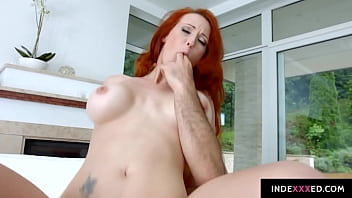 Isabella Lui gets her ass drilled gonzo style in anal scene