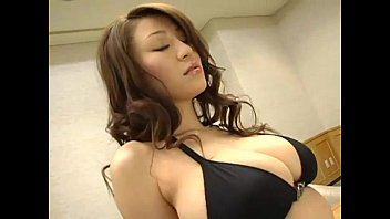 Yoko Matsugane In Black Bikini