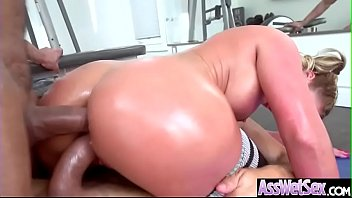 Anal Sex Scene With Hot Big Butt Oiled Girl (Phoenix Marie) video-27