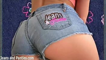 are these jean shorts too tight