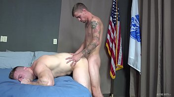 Action gay in man military nude Activeduty - tatted army muscle hunks raw fuck