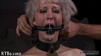 Coarse slavery porn