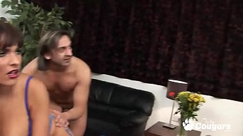 Valery Summer Makes Her Husband Watch As She Gets A Big Messy Facial - Cuck