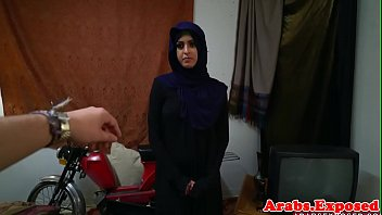 Busty arab amateur pounded roughly thumbnail