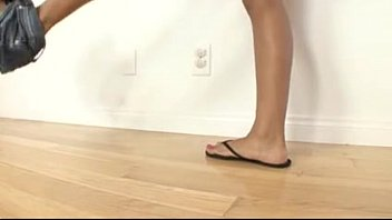She Wanted to Join the Barefoot Strapon Club thumbnail