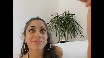 Latina play with dick - is she sick