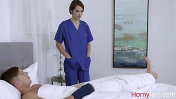 Nurse Hot Sister Helps Brother With His Blue Balls- Natalie Porkman