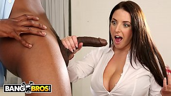 Cock guy huge lady love pic that - Bangbros - busty angela white takes anal from isiah maxwell