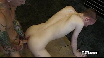Hung twink top - British top breeder fuck scally