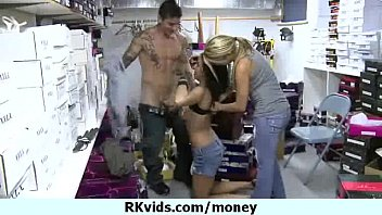 Every girl need money - hard sex 20