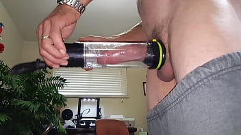 Usung my Penis pump again