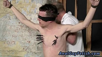 Gay pariade in amsterdam Bondage male in amsterdam gay with his delicate nuts tugged and his