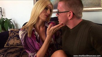 Image: Deep Anal For Horny Blonde MILF