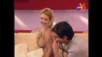 Naked tv celebs Israeli dana miller on a tv show