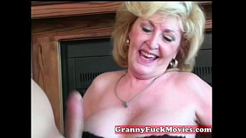 Black grannies pussy Cute blonde horny granny