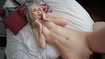 Amateur Blonde Teen Fucked - Facial Cumshot 14分钟