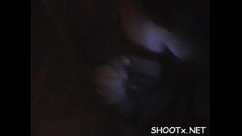 Filming his stunning girlfriend completely naked and horny Vorschaubild