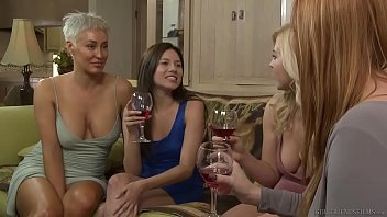 Lesbian Step sisters have feelings - Girlfriends Films Thumb