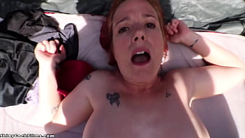 Stepson Impregnates Mom To Save Earth   Shiny Cock Films   Jane Cane