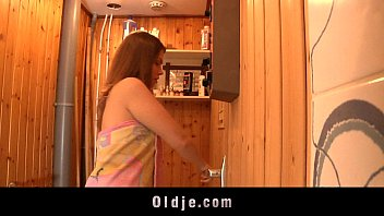 Straight nude sauna pics - Hot oldyoung fucking in the sauna