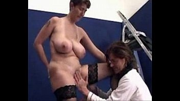 Mom'_s Very First Porn Casting
