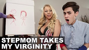 FILTHY FAMILY - Stepmom Katie Morgan Takes Juan El Caballo Loco's Virginity