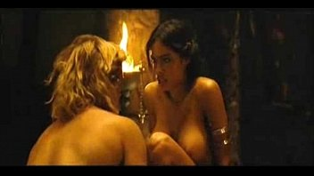 Rosario Dawson First Nude Scene - Video